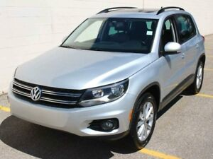 2013 Volkswagen Tiguan LEATHER SUNROOF FINANCE AVAILABLE