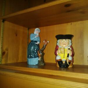 Various Doulton Figurines