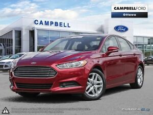 2014 Ford Fusion SE 55, 000 KMS-LOADED-POWER ROOF--EARLY BIRD