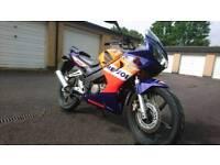 Honda CBR 125cc EUROPEAN SPEC