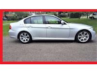 M Sport --- 2010 BMW 3 Series 318d 2.0 --- M Sport --- DIESEL --- Top Spec --Nice Looking Bmw 318 d