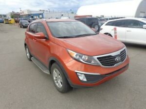 2013 Kia Sportage LX All-wheel Drive