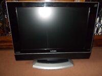 """Logik (LOG19WH7) 19"""" (HD) LCD (Spares or Repair)"""