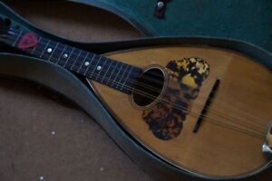 ANTIQUE WASHBURN BOWL BACK  MANDOLIN
