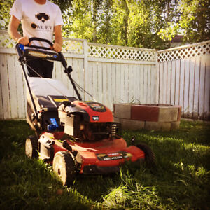 Lawn Care Okotoks - OWL EYE