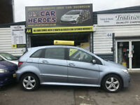 2006 MERCEDES BENZ B200 2.0 TD SE AUTOMATIC 140 BHP ( AA ) WARRANTED INCLUDED