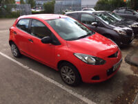 2008 Mazda 2 5dr 1 OWNER FROM NEW LOW MILES!