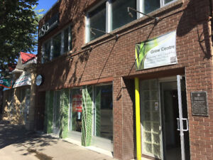 STAND OUT! Premium Whyte Avenue Flagship Location for Lease.