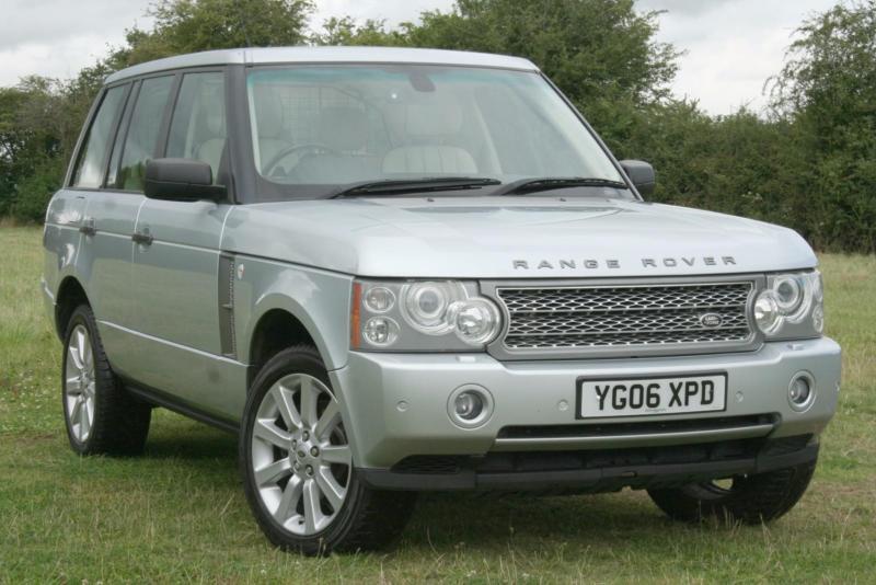 Land Rover Range Rover 4.2 V8 Supercharged Vogue SE Auto