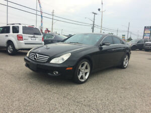 2006 Mercedes-Benz CLS-Class CLS500 Sedan * NICE BLACK ON CHROME