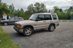 Land Rover Discovery A1-Air