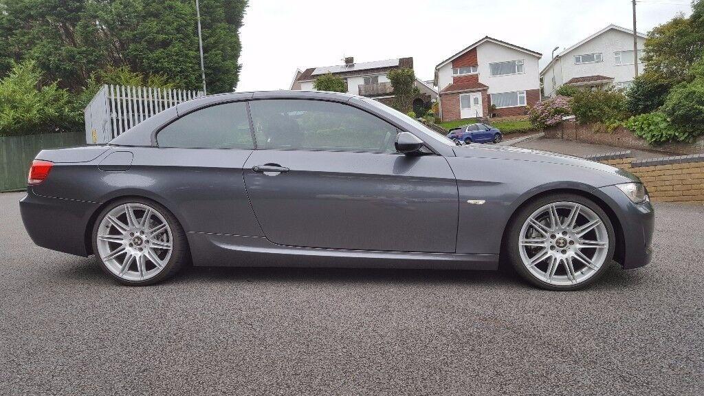 BMW 320 M Sport Convertible