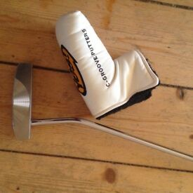 Yes C- Groove Putter 34 inches as new