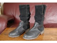 Clarks Lady Boots, Size 6