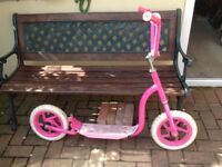 Child's large scooter