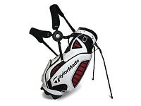 Taylor Made TMX Tour Stand Bag - Used Excellent Condition