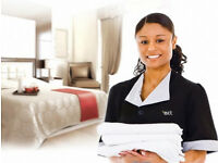 Housekeeper-Cleaner with Interior Design skills