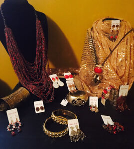 Dancing in Morocco- Jewellery Collection
