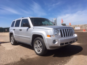 2007 Jeep Patriot Limited AWD SUV -WARRANTY INCLUDED! CALL NOW!