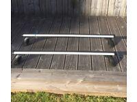 Mitsubishi ASX roof bars