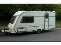 1992 Abi Transtar 2 Berth Caravan