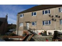 3 bed lower ground flat for rent in Galston, East Ayrshire 30 mins from Glagow City Centre