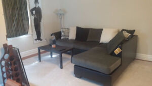 Brand New Modern Sectional - Ashley Furniture