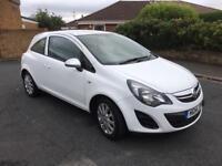 2014 Vauxhall Corsa 1.0 i Eco Flex 12V Sting 3dr*New MOT*Only 20k mileage*