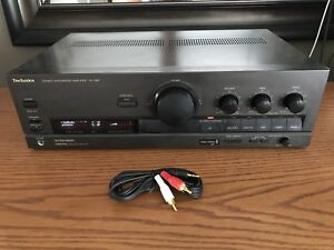 TECHNICS SU-G90 Integrated Amplifier 130 WPC Class A Japan made