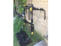 Cycle Carrier - Halfords Rear High Mount 3 Cycle Carrier