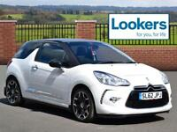 Citroen DS3 DSTYLE PLUS (white) 2012-09-23