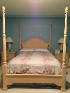 Queen Bed Set Frame