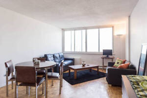 Downtown 1 Bedroom Lasalle College Fully Furnished