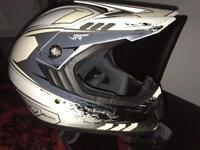 Viper charger motorcross helmet