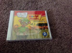 Audio CD for kids