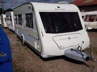 2009 Buccaneer Caribbean 3 Berth Side Dinette End Washroom Caravan
