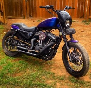 2010 Harley Davidson Nightster, freshly built engine