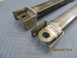 Sub Frame Connectors for 67 to 69 F-Bodies