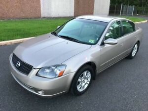 REDUCED! 2006 Nissan Altima Sedan 2.5 great shape!