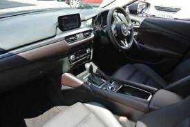 2017 Mazda 6 2.2d (175) Sport Nav 5dr Auto Automatic Diesel Estate