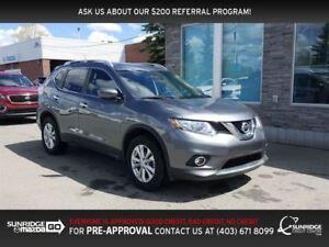 2016 Nissan Rogue SV AWD, LOW KM, BACKUP CAM