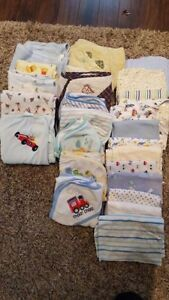 Baby Blankets and Hooded Bath Towels
