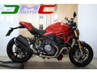 2017 Ducati Monster 1200 S Red 1,029 Miles Latest Model | £129 pcm