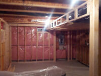 QUALITY AFFORDABLE BASEMENT FRAMING!!