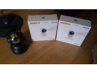 3 Wireless IP Camera CCTV Home Security