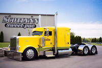 AZ DRIVERS WANTING TO RUN PETERBUILT OR KENWORTH TAKE TRUCK HOME