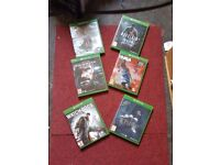 Xbox Games £10 Each Possible Local Delivery