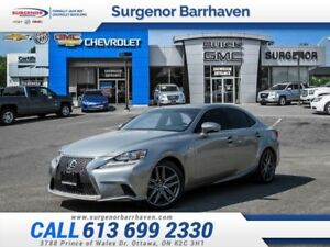 2016 Lexus IS 300 Base  - $293.14 B/W
