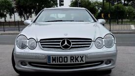 2004 Mercedes CLK270 W209 2.7 diesel, good condition, only 78k miles done
