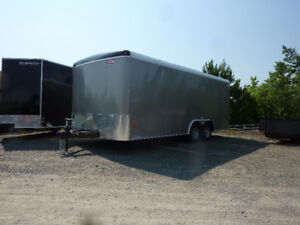SPECIAL PURCHASE 2018 CAR HAULERS 8.5' x 20' Ramp